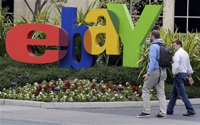 Millions of eBay users have had their personal details stolen (AP Photo)