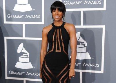Kelly Rowland at the Grammy Awards (AP Photo)