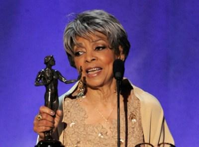 Actress Ruby Dee (Mark J. Terrill/AP Photo)