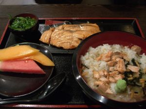 Grilled_Salmon_and_Ochazuke_Set_in_Melbourne
