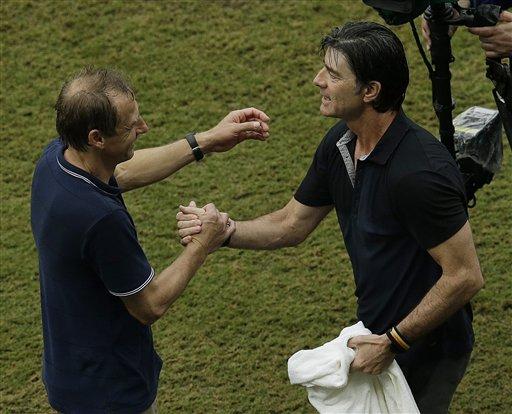 Juergen Klinsmann, Joachim Loew