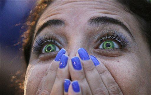 Tears in Brazil-Photo Gallery