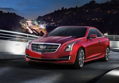 The Cadillac 2015 ATS sport sedan and coupe will feature Powermat wireless charging system. The cars are expected to launch this fall. (Photo: Cadillac)