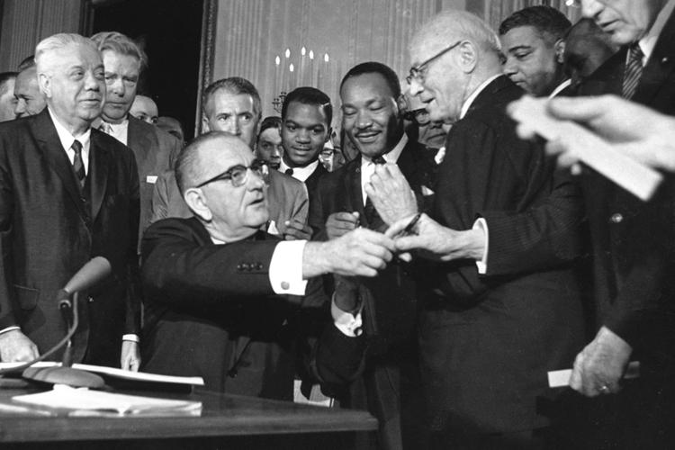 1964 CIVIL RIGHTS BILL