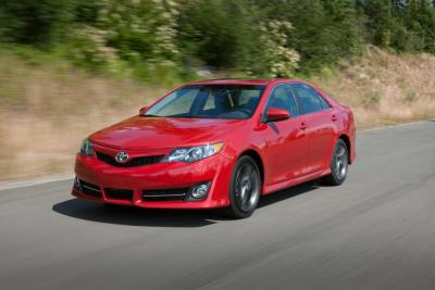 The 2012 and later Toyota Camry is a safe, affordable used car option