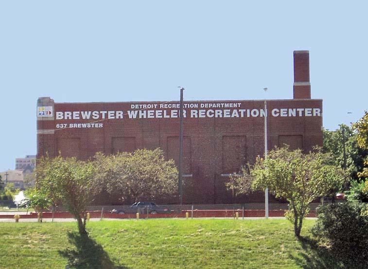 Brewster Wheeler Recreation Center