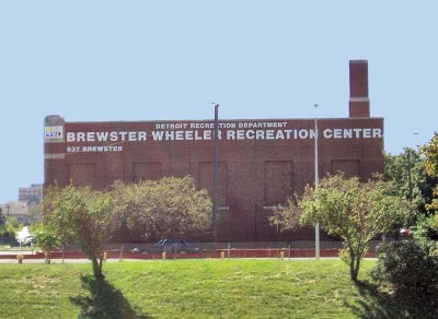 Brewster Wheeler Recreation Center (Courtesy of Detroit1701.org)