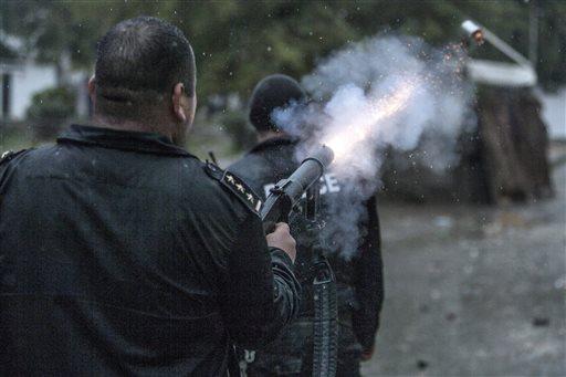 Tunisia Crackdown