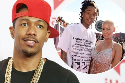 Nick Cannon denies any involvement in breakup between Amber Rose and Wiz Khalifa (Courtesy of Daily Mirror)