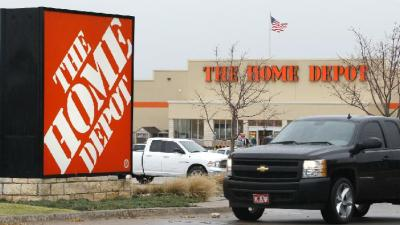 A Home Depot location (AP Photo/Sue Ogrocki, File)