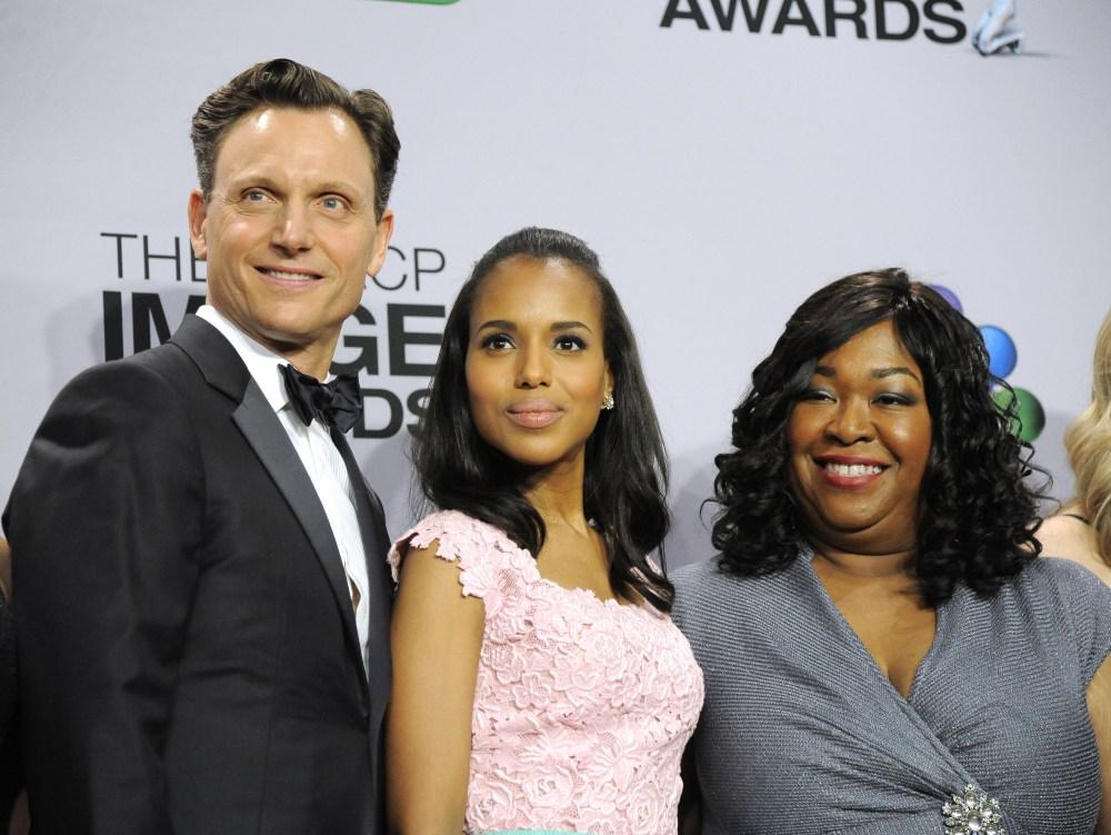 AP TV-SHONDA RHIMES A FILE ENT USA CA
