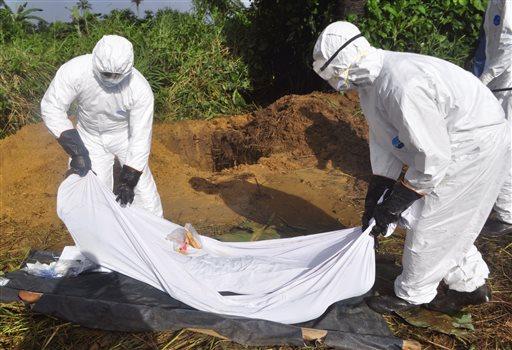 Liberia Ebola Africa Response