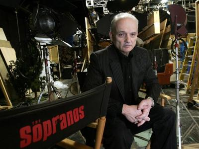 "David Chase, creator and producer of the hit HBO series ""The Sopranos."" (AP Photo)"