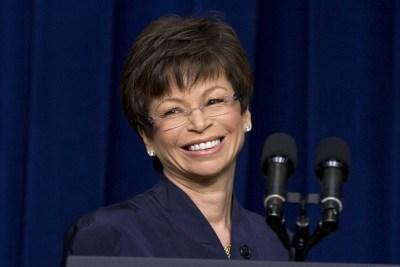 Valerie Jarrett, senior adviser to President Barack Obama (AP Photo/Carolyn Kaster)