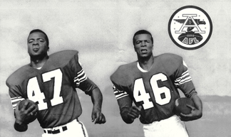 harles King and Tony King became the First siblings to play on the same team in 1967 with the Buffalo Bills of the then American Football League.