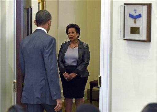 Loretta Lynch, Barack Obama