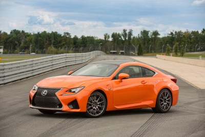 2015 Lexus RC F (Courtesy Photo)