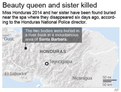 HONDURAS BEAUTY QUEEN