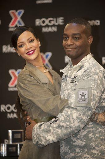 Rihanna, William Fearrington