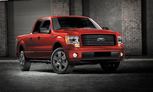 Ford Issues  Recalls Covering  Vehicles