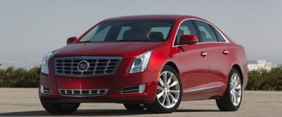 This undated picture made available by Cadillac shows the 2013 Cadillac XTS. (AP Photo/Cadillac)