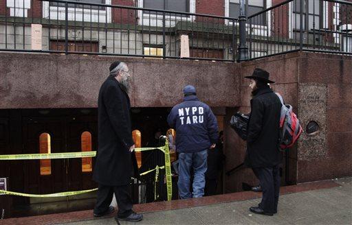 NYC Synagogue Attack