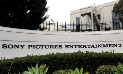 This Dec. 2, 2014 file photo shows Sony Pictures Entertainment headquarters in Culver City, Calif. Two former employees of Sony Pictures Entertainment on Tuesday, Dec. 16, 2014 filed suit against the company for not preventing hackers from stealing nearly 50,000 social security numbers, salary details and other personal information from current and former workers. (AP Photo/Nick Ut, File)