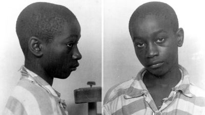 George Stinney Jr., the youngest person ever executed in South Carolina, in 1944, is seen in this undated file photo. A South Carolina state judge, in a Dec. 7, 2014 ruling, vacated Stinney's conviction in the deaths of two young girls, clearing his name. (South Carolina Department of Archives and History/AP Photo)