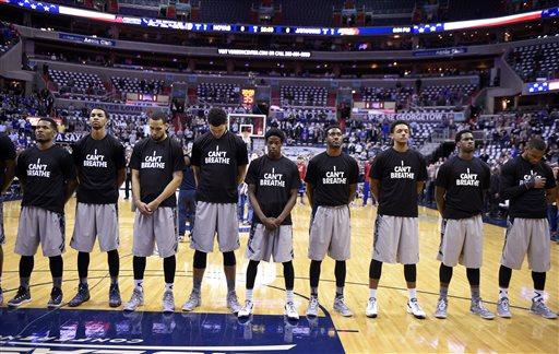 Kansas Georgetown Basketball