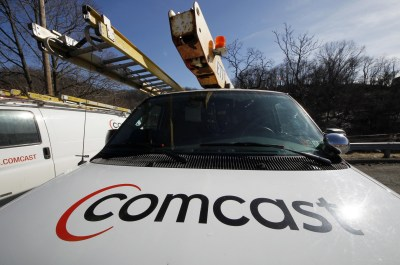 President Obama's support behind reclassifying Internet service as a utility has raised new concerns about the proposed $45 billion merger between media giants Comcast and Time Warner Cable. (AP Photo/Gene J. Puskar)
