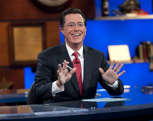 TV-Colbert Report