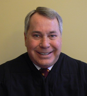 Judge Roy L. Richter (courtesy Missouri Courts)