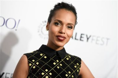 "In this March 8, 2015 file photo, actress Kerry Washington at the 32nd Annual Paleyfest : ""Scandal"" in Los Angeles. HBO says that Washington will play Anita Hill in a film about the 1991 Supreme Court confirmation hearings for Clarence Thomas. (Photo by Richard Shotwell/Invision/AP, File)"