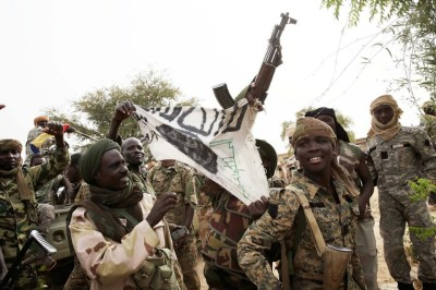 Soldiers in Boko Haram (Jerome Delay/AP Photo)