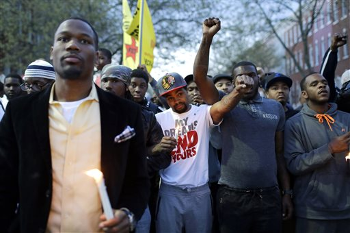 Suspect Dead Baltimore