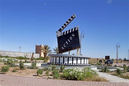 Morocco Desert Hollywood