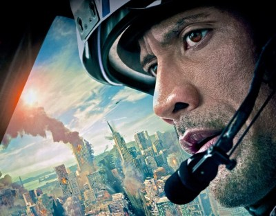 "Dwayne Johnson stars in the disaster film ""San Andreas"". (Courtesy Photo)"