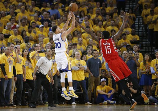 Stephen Curry, Clint Capela