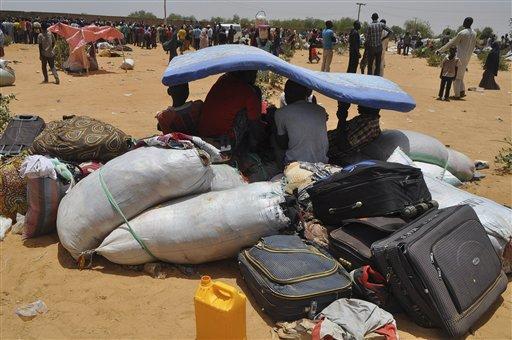 Nigeria Niger Refugees