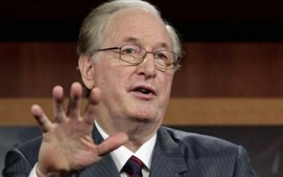 Sen. Jay Rockefeller (D-WV), a staunch opponent of .sucks websites (AP Photo/J. Scott Applewhite, File)
