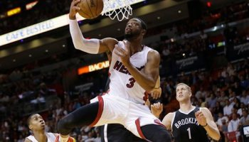 b1db400162d Dwyane Wade Rumored to Have  Mutual Interest  in Lakers
