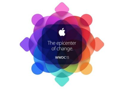 Apple Worldwide Developer's Conference logo (Courtesy of Apple)