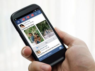 Facebook Lite is now available on Android (Courtesy of Facebook)