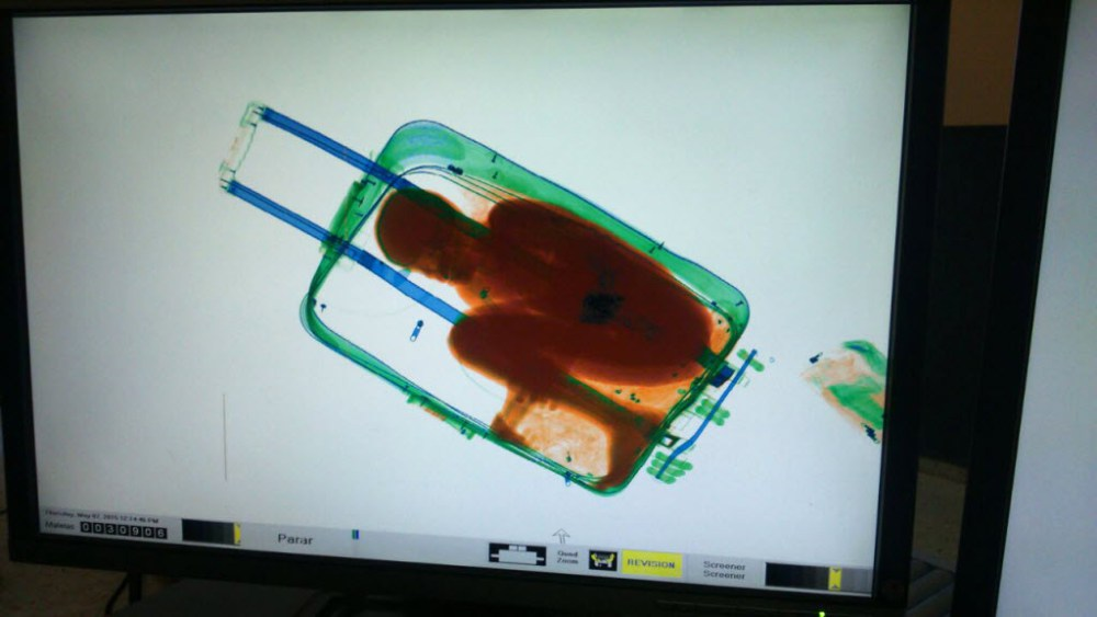 Ivory Coast Boy Found in Suitcase in Spain