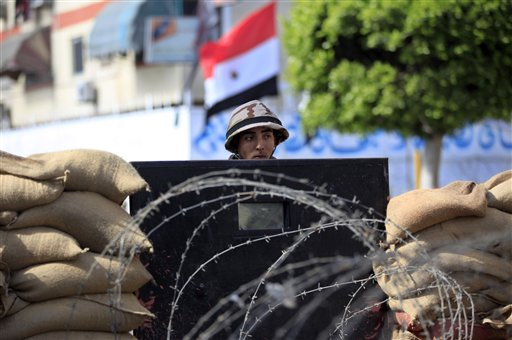 Mideast Egypt Disappearing in Custody