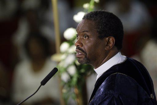 Charleston Shooting New Minister
