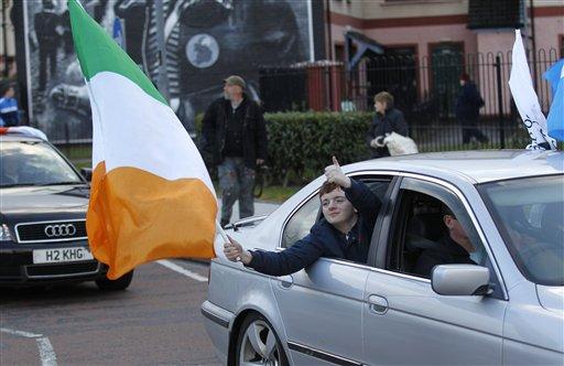 Charleston Shooting Flags Abroad
