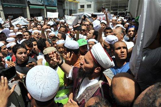 Algeria Unrest