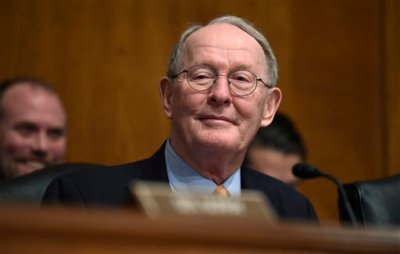 In this Jan. 21, 2015 file photo, Senate Health, Education, Labor and Pensions Committee Chairman Sen. Lamar Alexander, R-Tenn. listens to testimony on Capitol Hill in Washington. It's something most everyone on both sides of the aisle can agree on _ an update to the Bush-era No Child Left Behind education law is much needed and long overdue. This week, the Senate and House take up rewrites of the 2002 law, with lawmakers seeking to finally resolve a key question Congress has struggled with for many years. (AP Photo/Susan Walsh, File)