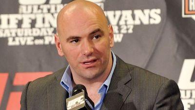 UFC President Dana White (AP Photo)